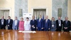 """La reuniunea 5+2 de la Roma au fost reluate subiectele din """"pachetul Berlin plus"""""""