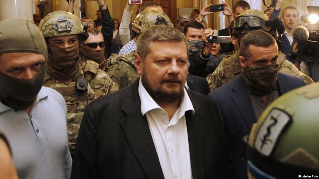 Мосійчук очолить список Радикальної партії навиборах доКиївради