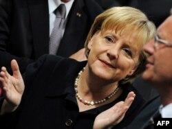 Njemačka kancelarka Angela Merkel i Christian Wulff