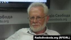 Украина психотерапевтер одағының мүшесі Игорь Слободянюк. Киев, 4 шілде 2013 жыл.