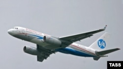 توپولوف ۲۰۴ ساخت صنایع هواپیمایی روسیه (عکس از ایتارتاس)
