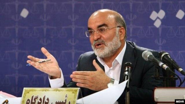 ناصر سراج، رییس سازمان بازرسی کل کشور ایران