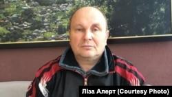 Андрэй Чаўтаеў месяц жыве ў маскоўскім хостэле.