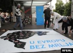 Peformans MANS-a o korupciji u Crnoj Gori, 2009.