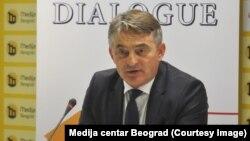 Anëtari i presidencës trepalëshe të Bosnje dhe Hercegovinës, Zhelko Komshiq.