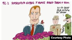 В адрес директора MediaLab поступили угрозы после публикации этой карикатуры