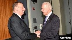 İlham Əliyev və Joe Biden, 31 mart 2016