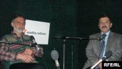 Hikmət Hacızadə və Aydın Mirzəzadə ilə söhbət, 11 noyabr 2006
