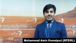 عبدالعزیز ابراهیمی معاون سخنگوی کمیسیون مستقل انتخابات