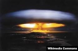 Атолл Бикини. Американское ядерное испытание 1954 года