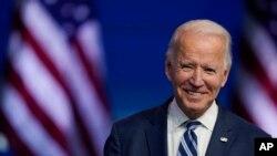 جو بایدن رئیس جمهور منتخب ایالات متحده امریکا