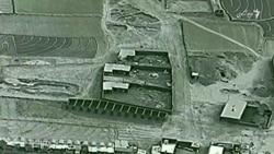 بمباران لابراتوار مواد مخدر در هلمند توسط نظامیان امریکایی