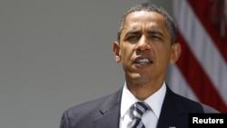 Președintele Barack Obama la anunțul acordului asupra creșterii plafonului datoriilor