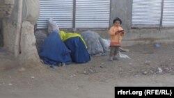 زنان معتاد در جوزجان افغانستان
