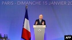 Глава МИД Франции Жан-Марк Эйро.