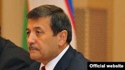 Former Uzbek Prosecutor-General Rashidjon Qodirov (file photo)