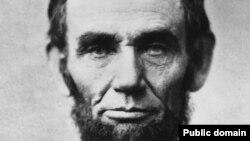 Američki predsjednik Abraham Lincoln
