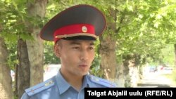 Шеркул Турганбаев