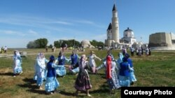"""Болгарда """"Түгәрәк уен"""" фестивале"""