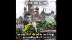 The Guardians Of Nemtsov's Memorial