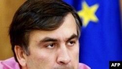 Саакашвили призвал Брюссель и Вашингтон незамедлительно отреагировать на возможное провозглашение Абхазией независимости