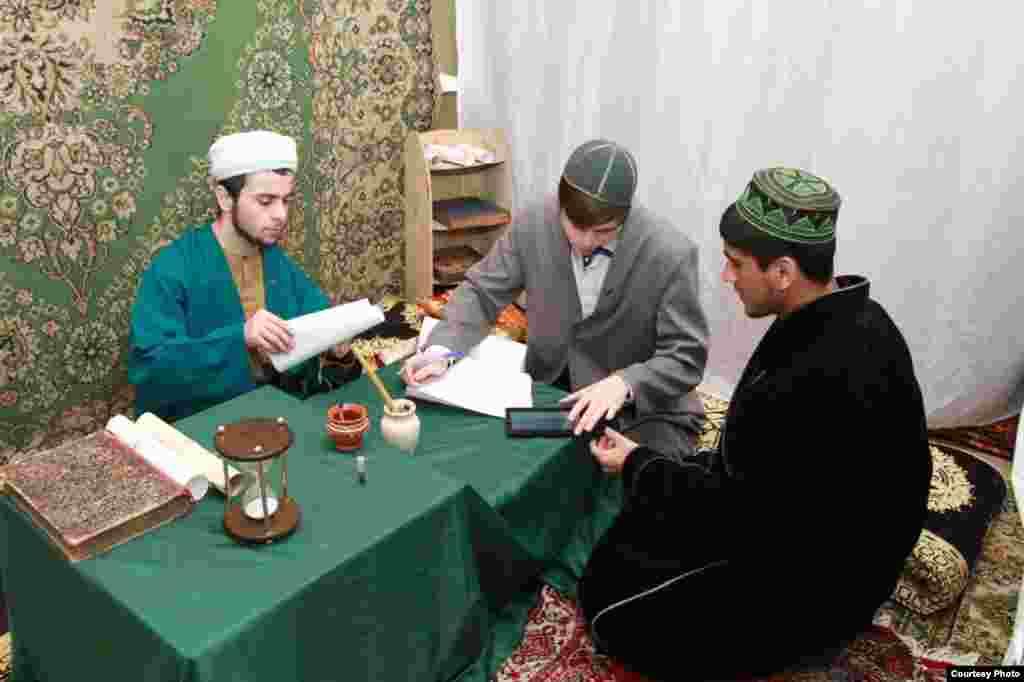 Коръән-Хафизлар үзәге шәкертләре гарәп илләренең мәдәниятен чагылдыра