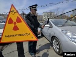 В апреле 2011 года, после аварии на АЭС Фукусима, ввозимые машины из Японии подвергались еще более жесткому контролю