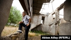 An Azerbaijani Town On The Front Lines