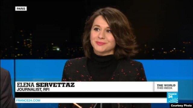 Елена Серветтаз
