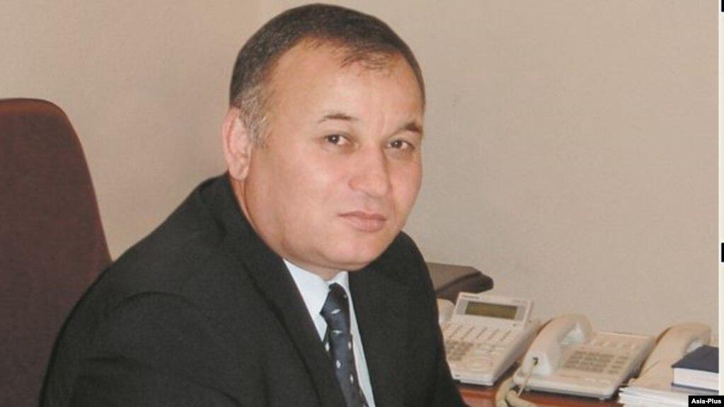 Ҷамшед Зиёев