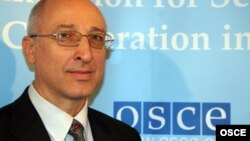 Central Asia - Sergei Kapinos head of the OSCE mission in Kyrgyzstan