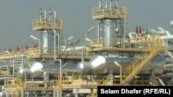پالایشگاه نفت میسان در عراق