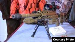 Снайперская винтовка.