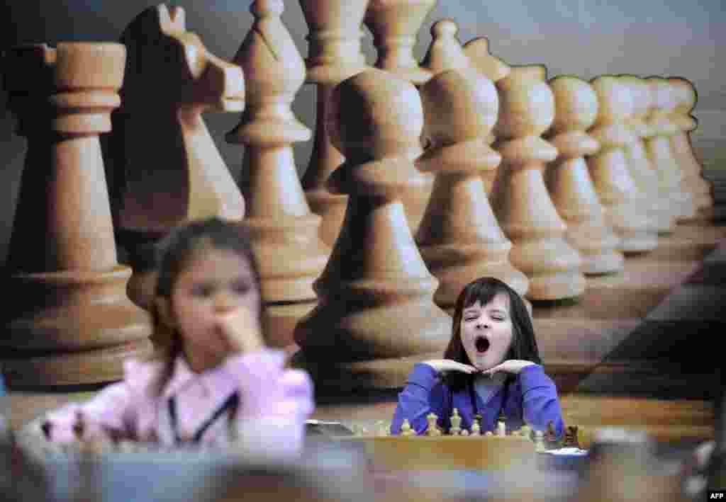 Festivalul de șah Moscova Open 2013.