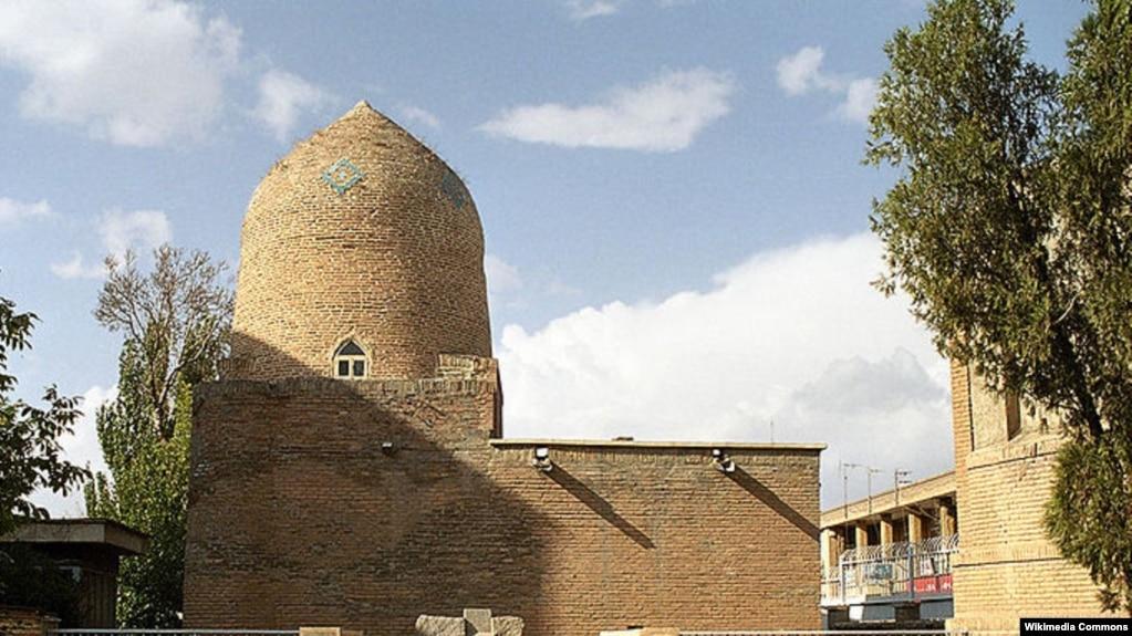 مقبره استر و مردخای در همدان که یکی از مهمترین زیارتگاه یهودیان در ایران است