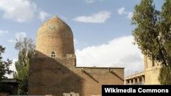 مقبره استر و مردخای در همدان که مهمترین زیارتگاه یهودیان در ایران است