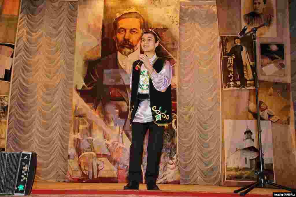 9нчы сыйныф укучысы Вадим Шәфиев