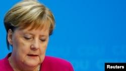 Cancelarul Germaniei, Angela Merkel