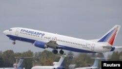 Boeing-737 ұшағы. (Көрнекі сурет.)