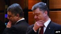 Petro Poroșenko, Minsk, 12 februarie 2015