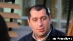 Georgian lawyer Georgi Oniani