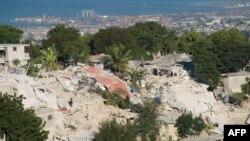 Сегодня Порт-о-Пренс лежит в руинах.