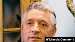 """Глава партии """"Самооборона республики Польша"""" Анджей Леппер"""