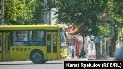Мэрия: Износ парка городского транспорта в Бишкеке достигает 70%.