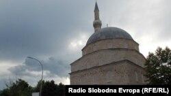 Исак џамијата во Битола.