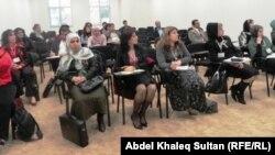 ناشطات في مجال حقوق المرأة بدهوك