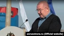 Олександр Анненков, архівне фото