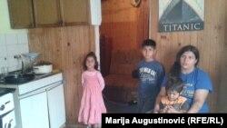 Izbjeglička porodica u Travniku