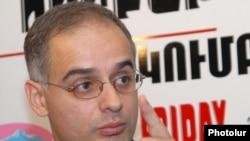 Координатор Армянского национального конгресса Левон Зурабян (архив)