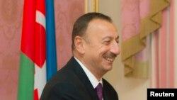 Президент Азербайджана Ильхам Алиев, 2013